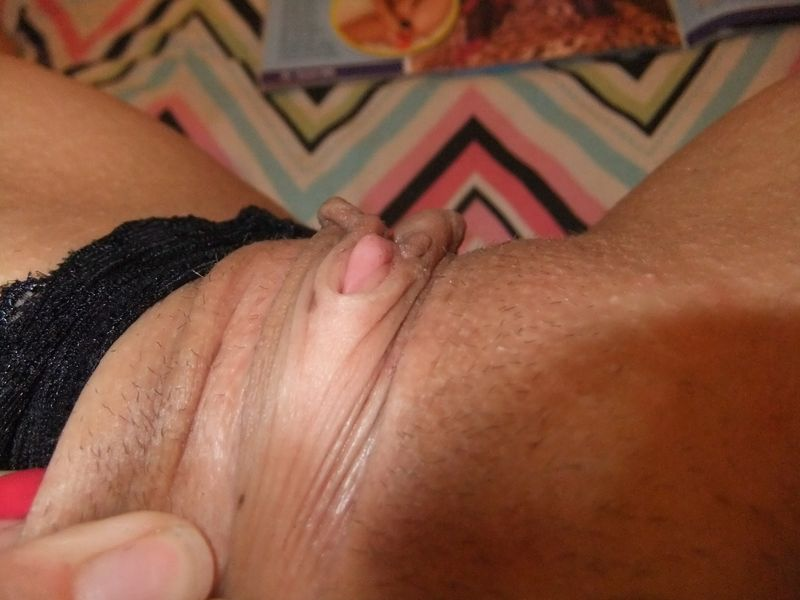 used knickers dirty black lace