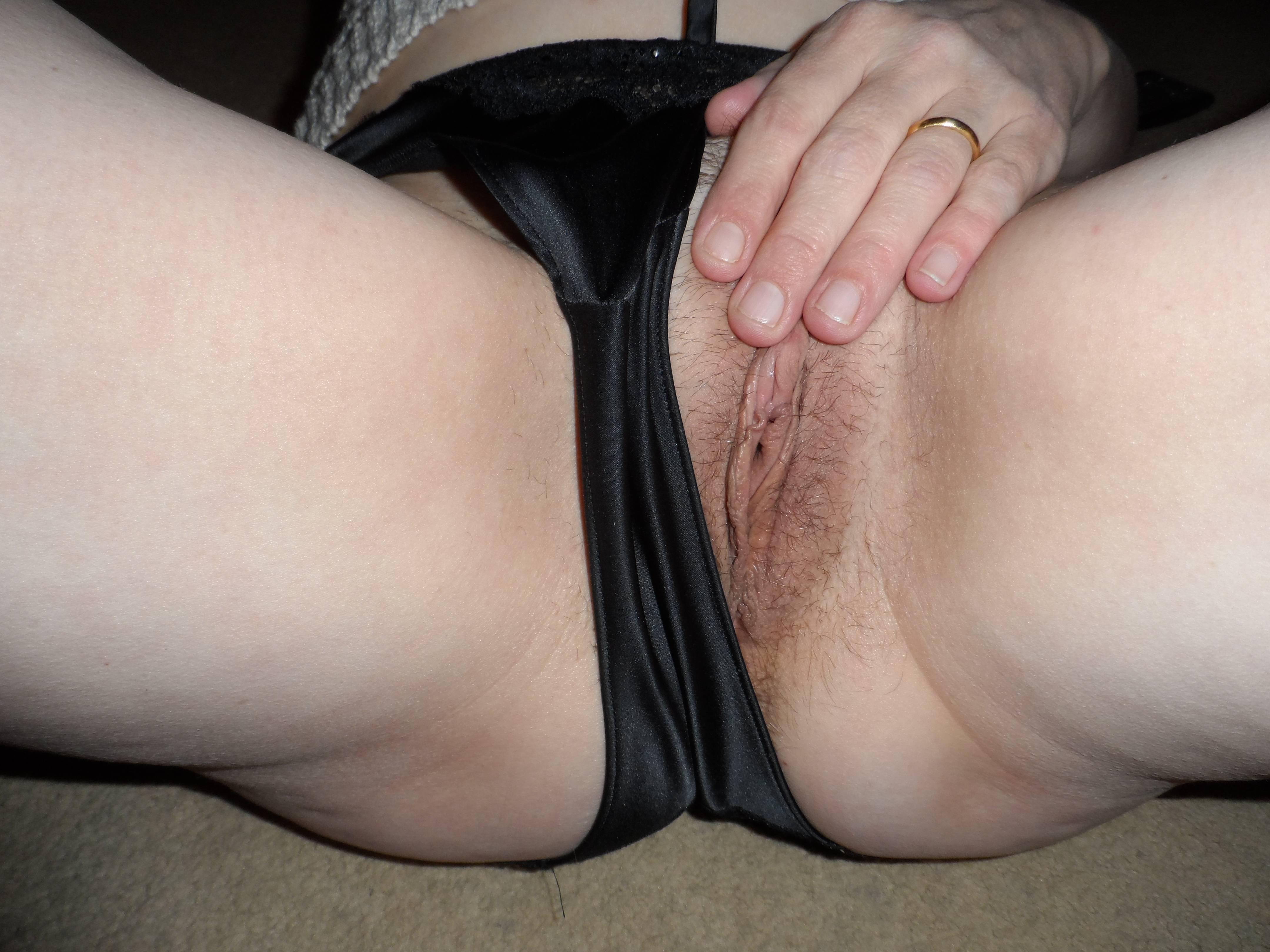 used-panties-black-silk-cum-bag_01