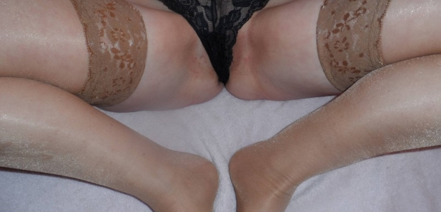 Used pantyhose