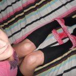 used_panties_black_long_socks_0018