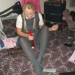 used_panties_school_girl_grey_tights_03