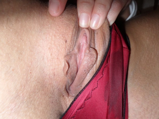 used-panties-red-silk-cum-stained-05