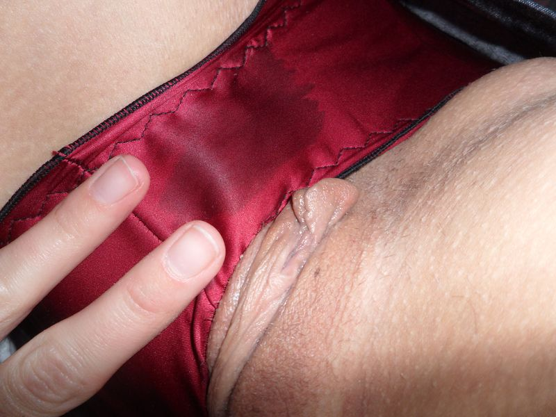 used-panties-red-silk-cum-stained-11