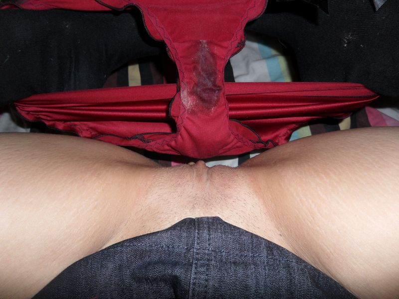 used-panties-red-silk-cum-stained-16