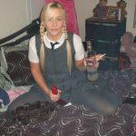 used_panties_school_girl_grey_tights_02